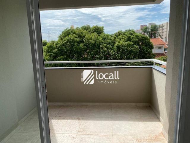 Apartamento com 1 dormitório para alugar, 55 m² por r$ 1.300/mês - vila são pedro - são jo - Foto 10