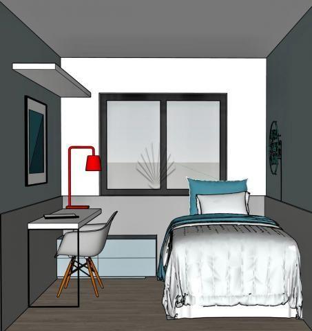 Apartamento à venda com 2 dormitórios em Santa felicidade, Curitiba cod:SV1908312 - Foto 20
