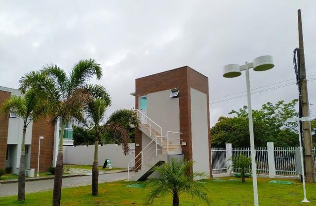 Vendo casa em condomínio no Eusébio com 96 m², 3 quartos e 2 vagas. 324.900,00 - Foto 14