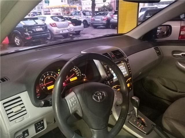 Toyota Corolla 2.0 xei 16v flex 4p automático - Foto 11