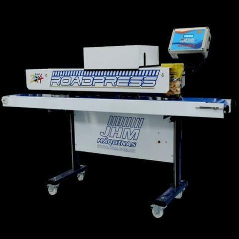 Maquinas pesadora, seladora e datadora p/ castanhas de caju - Foto 3
