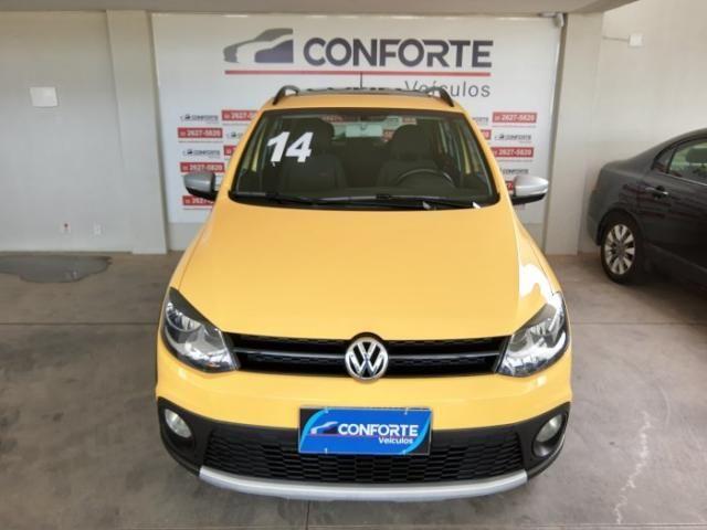 Volkswagen crossfox 2014 1.6 mi flex 8v 4p manual - Foto 2