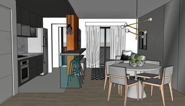 Apartamento à venda com 2 dormitórios em Santa felicidade, Curitiba cod:SV1908312 - Foto 18