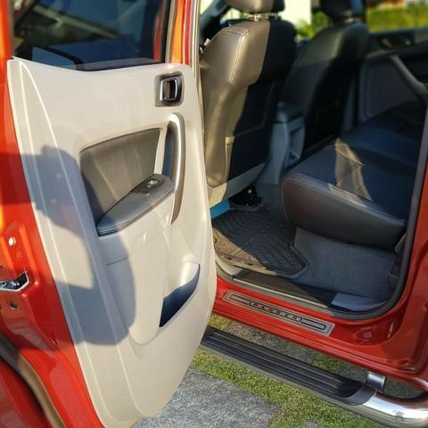 Ranger 3.2 Diesel 4x4 Limited - KM Real o carro é ZERO - Consigo Financiamento - 2017 - Foto 5