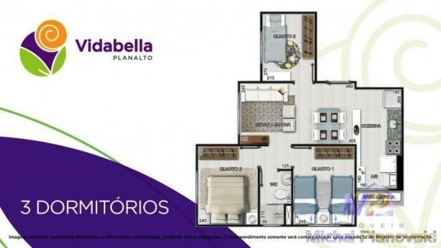 Venha conhecer o Residencial VidaBella - Foto 18