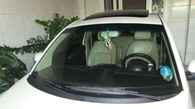 VW- New Beetle 2.0 Cor Branco Com Teto Solar Ano 2006/2007 - Foto 6