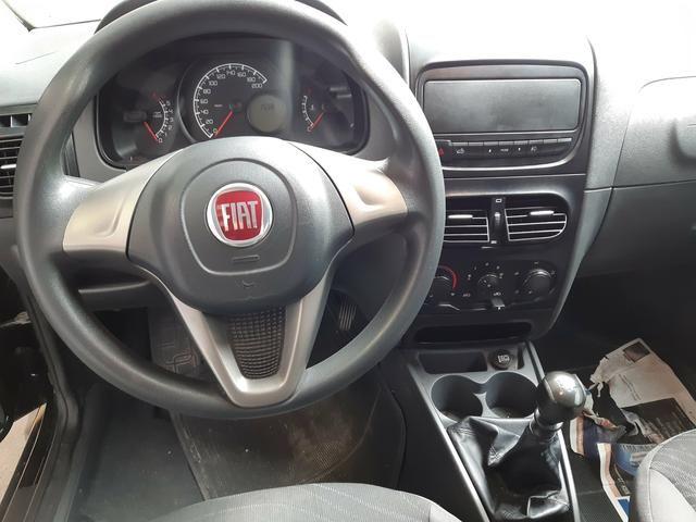 Fiat strada 1.4 hard working cs 8v flex 2017 - Foto 6