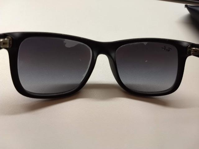 0e3234b2c4937 Ray-Ban Justin RB4165 601 8G 55 - Óculos de Sol LEIA - Bijouterias ...