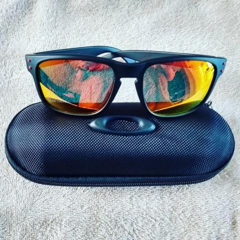 6a5ddef3e56fb Óculos Oakley modelo Spike de metal - Bijouterias, relógios e ...