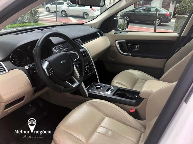 Land Rover Discovery Sport HSE 2.0 4x4 Diesel Aut. Branca - Foto 11