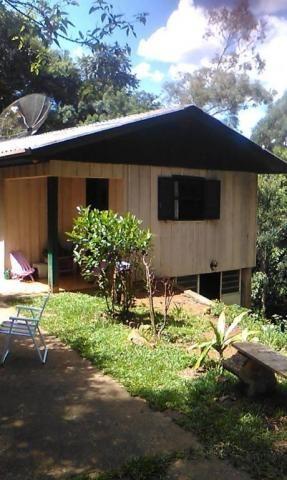 Sítio com 2 dormitórios à venda, 200000 m² por r$ 350.000,00 - santa terezinha - canela/rs - Foto 18