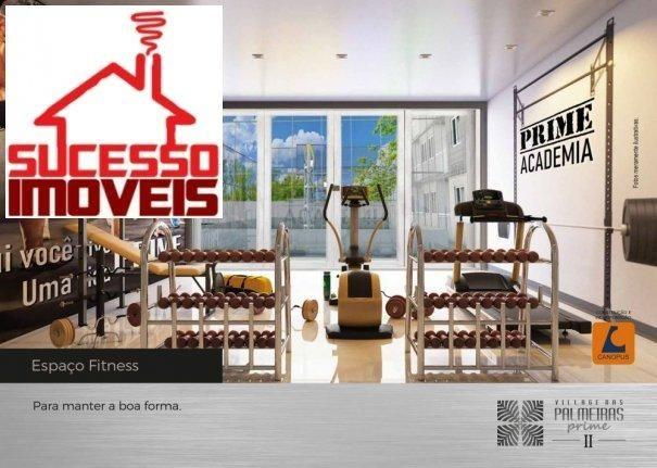 VILLAGE DAS PALMEIRAS PRIME II - Apartamento Alto Padrão em Lançamentos no bairr... - Foto 4