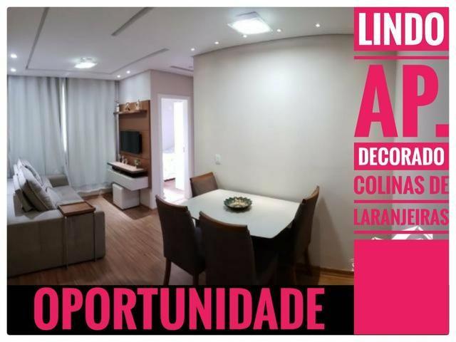 GM - Apartamento Pronto Para Morar em Colinas - ES