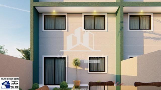 Casa à venda com 3 dormitórios em Green field, Fazenda rio grande cod:SB00022 - Foto 3