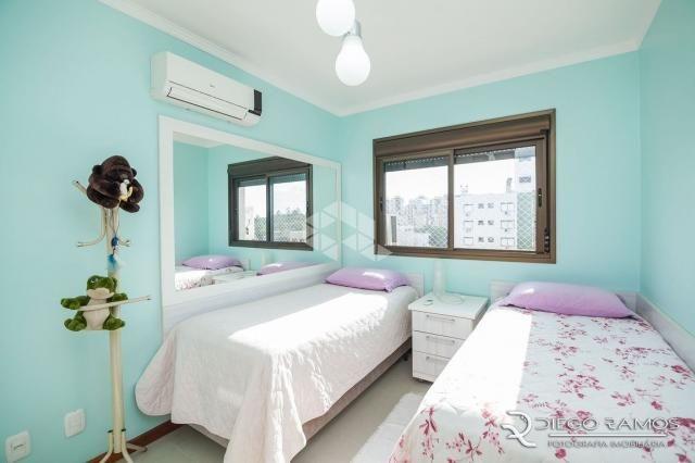 Apartamento à venda com 3 dormitórios em Boa vista, Porto alegre cod:9929518 - Foto 13