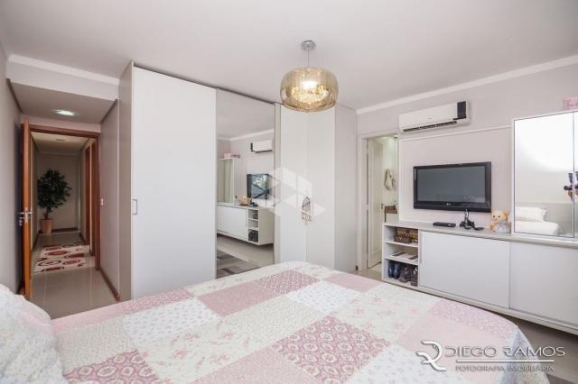 Apartamento à venda com 3 dormitórios em Boa vista, Porto alegre cod:9929518 - Foto 9