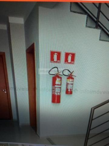 Apartamento para Venda em Campo Grande, Bairro Seminário, 2 dormitórios, 1 banheiro, 1 vag - Foto 2