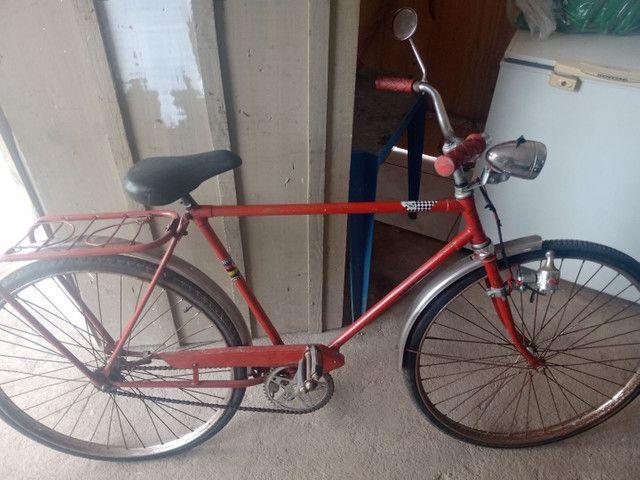 Vendo bicicleta Monark 1961  - Foto 2