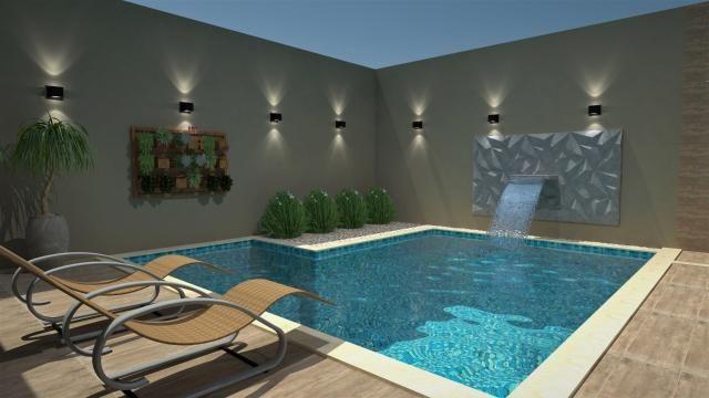 8443   Casa à venda com 3 quartos em Jardim Cristhais 2, Dourados - Foto 2
