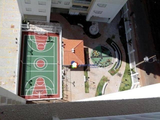 Apartamento com 3 dormitórios à venda, 84 m² por R$ 350.000 - Setor Sudoeste - Goiânia/GO - Foto 10