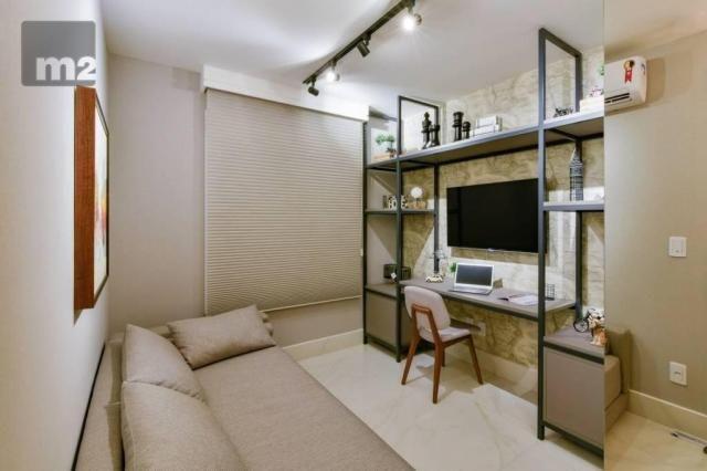 Apartamento à venda com 3 dormitórios em Setor marista, Goiânia cod:M23AP0525 - Foto 14