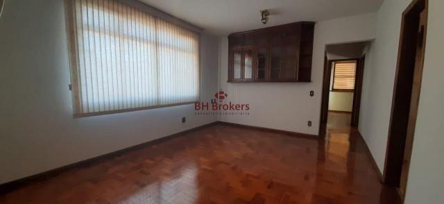 Apartamento para alugar com 3 dormitórios em Nova suíssa, Belo horizonte cod:BHB20819