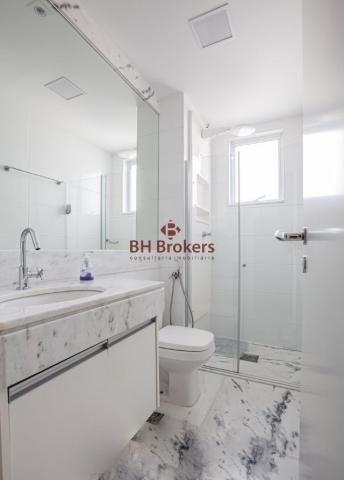 Apartamento para alugar com 3 dormitórios em Funcionários, Belo horizonte cod:BHB20867 - Foto 11
