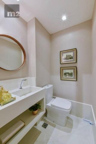 Apartamento à venda com 3 dormitórios em Setor marista, Goiânia cod:M23AP0525 - Foto 11