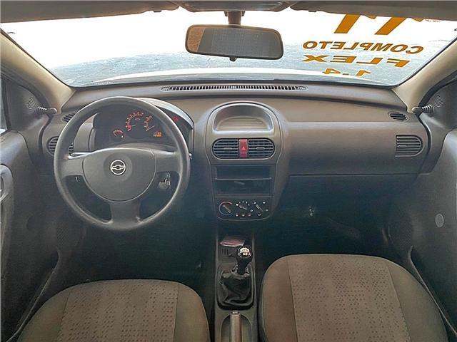 Chevrolet Corsa 1.4 mpfi maxx 8v flex 4p manual - Foto 9