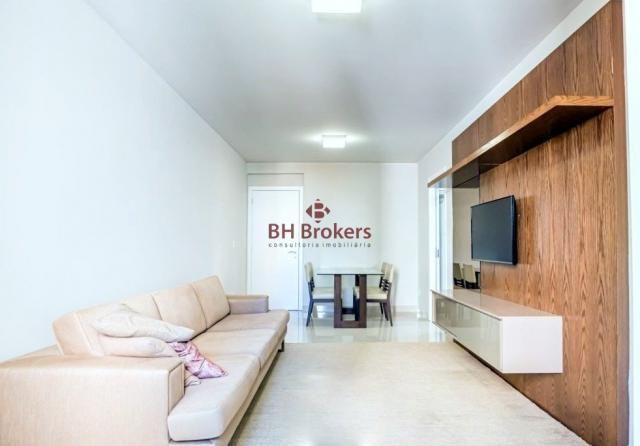 Apartamento para alugar com 3 dormitórios em Funcionários, Belo horizonte cod:BHB20867 - Foto 3