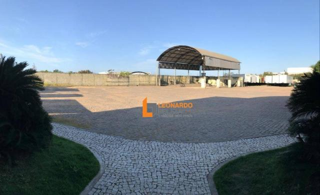 Terreno com Prédio Comercial - venda por R$ 5.500.000 ou aluguel por R$ 25.000/mês - Quart - Foto 5