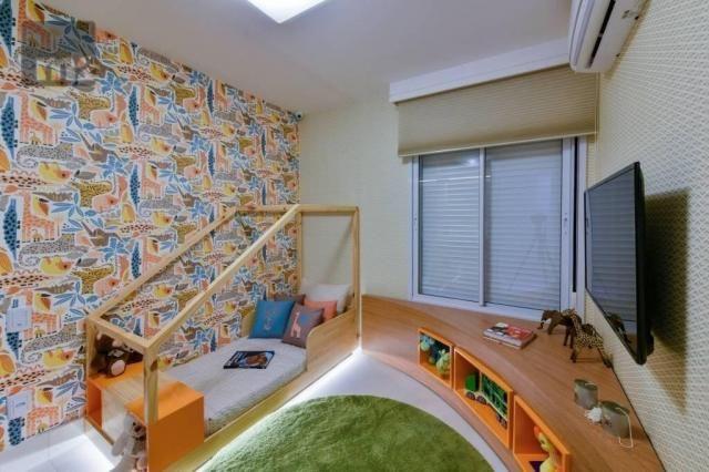 Apartamento à venda com 3 dormitórios em Setor marista, Goiânia cod:M23AP0525 - Foto 13