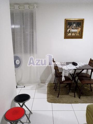 Apartamento com 2 quartos no Edifício Roma - Bairro Jardim Esmeraldas em Aparecida de Goi - Foto 4