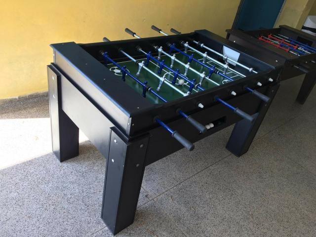 Mesa Totó Cor Preta Mod. KDGB5411 - Foto 3