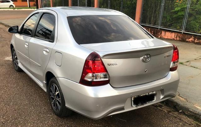 Veículo Etios Platinum Sedan 1.5 Automático - Foto 5