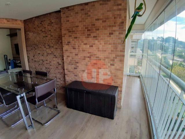 Apartamento com 2 dormitórios à venda, 79 m² por R$ 580.000 - Edifício London Ville - Baru - Foto 5