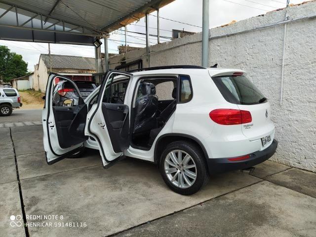 Tiguan 1.4 tsi Volkswagen Completo - Foto 14