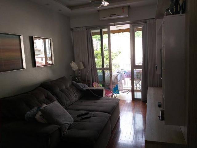 Apartamento com 2 dormitórios à venda, 71 m² por R$ 560.000,00 - Grajaú - Rio de Janeiro/R - Foto 2