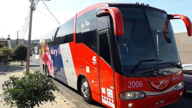 Ônibus volvo irizar Century impecável - Foto 4