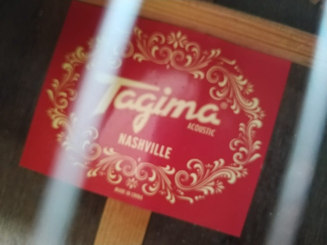 Violão Tagima Nashville Acoustic - Foto 6