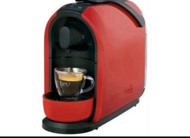 Máquina automática de café mimo três