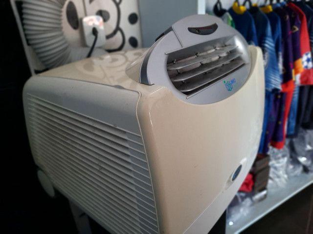 Ar condicionado 13000 BTUS - Foto 2