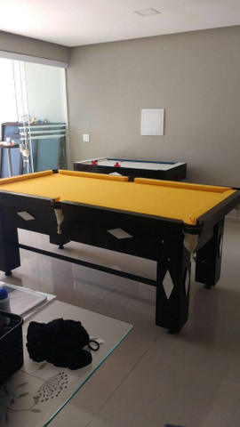 Mesas de bilhar fabricação própria  - Foto 3
