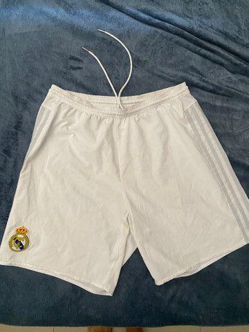 Short Adidas Real Madrid Jogo tamanho G