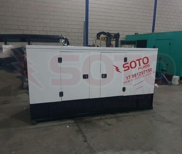 Grupo Gerador de Energia Diesel - Foto 6