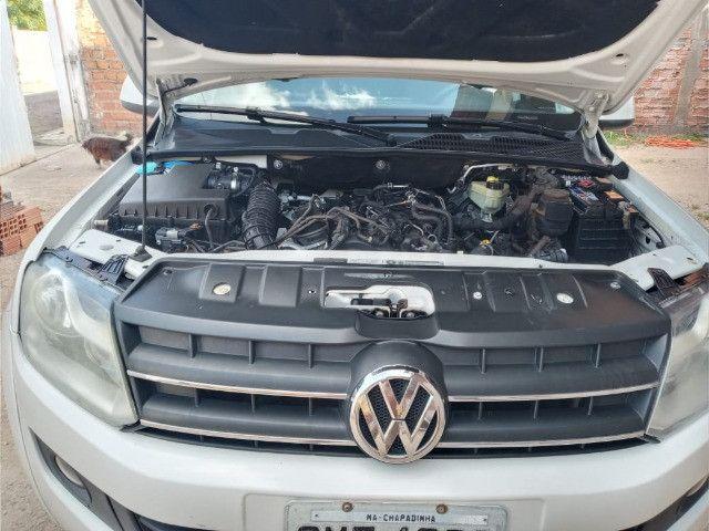 Amarok Cabine Dupla 2.0 16V TDI 4x4 Diesel - Foto 4