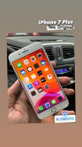 Conserto de iPhone / Placa 30 min | Peças Originais - Garantia 01 ano (cartão 12x) - Foto 2