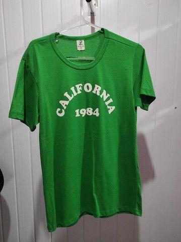 Camisas novas 18,00 - Foto 4