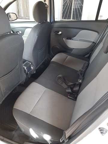 Renault Logan - Impecável -  Leia o Anúncio - Carro para pessoas Exigentes. - Foto 9