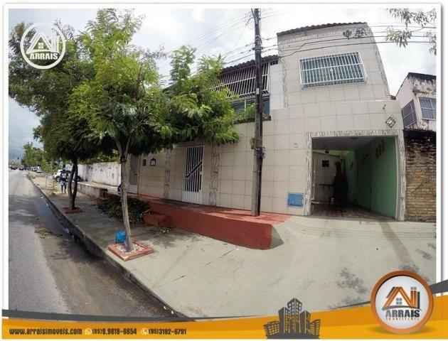 Casa com 3 dormitórios à venda, 100 m² por R$ 350.000,00 - Benfica - Fortaleza/CE